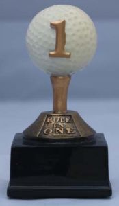 GOLF HOLE IN 1 AWARD A347-GW
