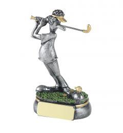 Off The Toe Golf Award GX030-SW