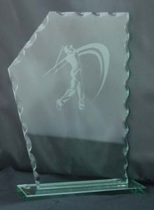 GOLF GLASS AWARD 011
