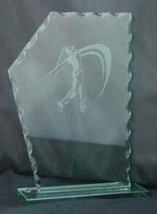 GOLF GLASS AWARD 011
