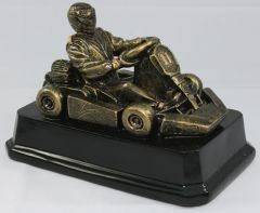 Go Cart Trophy