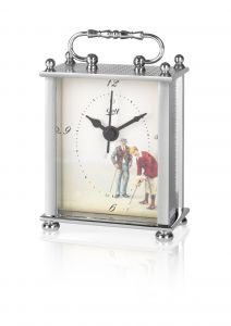Golf Theme Carriage Clock JG004-SW