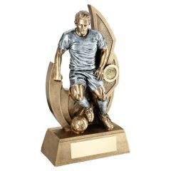 MALE FOOTBALL TROPHY RF167A-TD