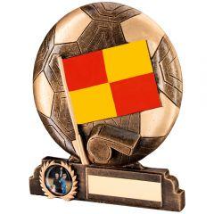 Football Linesman Trophy RF182-TD