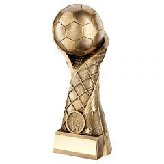 Gold/Bronze Full 3D Football Trophy RF274-TD