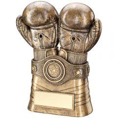 Boxing Gloves and Belt Trophy RF600-TD