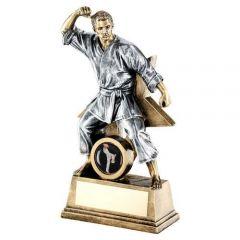 Male Martial Arts Figure Trophy RF185-td
