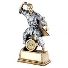 Female Martial Arts Figure Trophy RF186-TD
