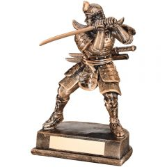 Samurai Figure Trophy RF31-TD