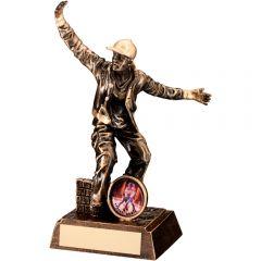 Male Street Dance Figure Trophy RF456-TD