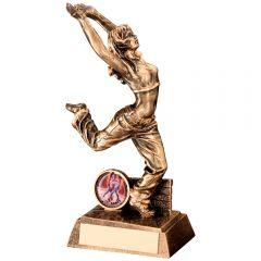 Female Street Dance Figure Trophy RF457