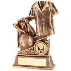 Ten Pin Bowling Trophy RF579-TD