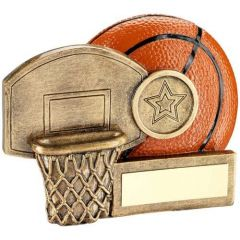 Basketball Resin Trophy RF365-TD