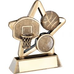 Basketball Mini Star Trophy RF443-TD