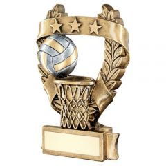 Star Netball Trophy RF496-TD
