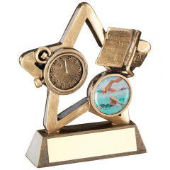 Swimming Mini Star Trophy RF444-TD