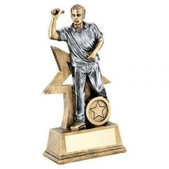 Male Darts Figure Trophy RF183A-TD