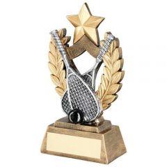Squash Wreath Trophy RF698-TD