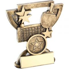 Resin Table Tennis 3 Star Trophy RF849-TD