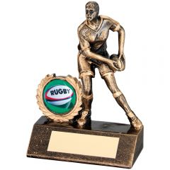 Female Action Rugby Trophy RF60-TD