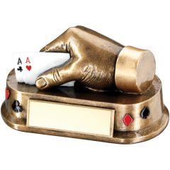 Mulit Cards Hand Trophy RF520-TD