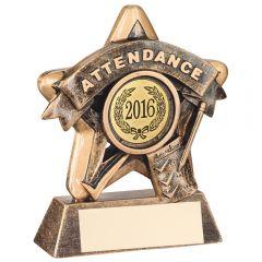 Mini star Attendance Trophy RF401-TD