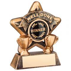 Mini Star Wiell Done Trophy RF402-TD