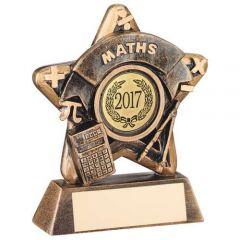 Mini Star Maths Trophy RF406-TD