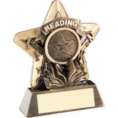 Mini Star Reading Trophy RF408-TD