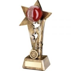 Resin Star Cricket Ball Trophy RF656-TD
