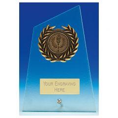 Elite Peak Glass Award KB034-GW