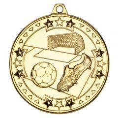Football & Boot Medal M70-TD