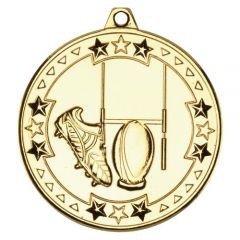 Rugby Medal M77-TD