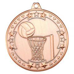 Netball Medal M81-TD