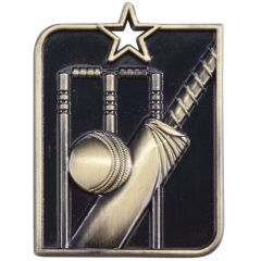 CENTURION STAR CRICKET MEDAL MM15009-TSA