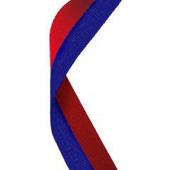 Blue/Red Medal Ribbon GR009-GW