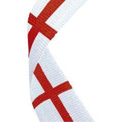 England Medal Ribbon MR041-GW
