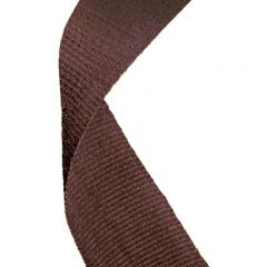 Brown Medal Ribbon MR048-GW