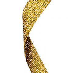 Glitter Medal Ribbon MR071-GW