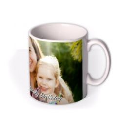 Personalised Ceramic Mug Ultra White (10oz)