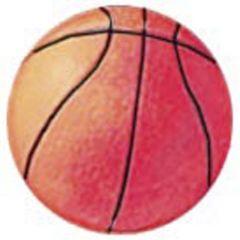Basketball 25mm Centre P886-GW