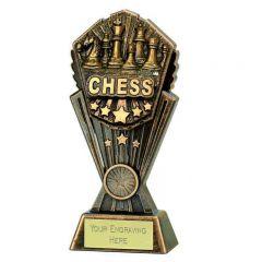 Micro Chess Trophy A1733-GW