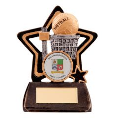 Little Star Netball Trophy RF1168-TSA