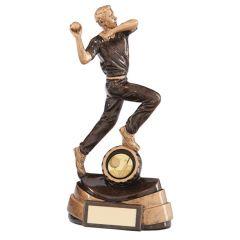 Cricket Legacy Bowling Trophy RF17048-TSA
