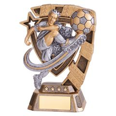 EUPHORIA MALE FOOTBALL TROPHY FR19066-TSA