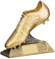 Football Golden Boot Award RF526A-GWT