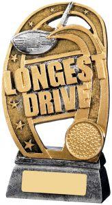 GOLF LONGEST DRIVE TROPHY RG016-GWT