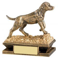 Micro Paw Trophy A1734-GW