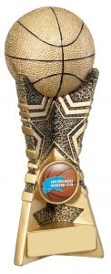 Basketball Trophy RM485-GWT