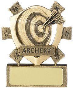 Archery Trophy RM567-GWT